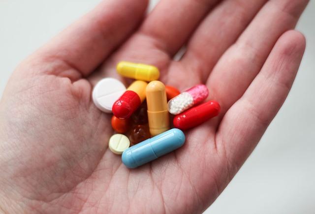 choroba wieńcowa - tabletki