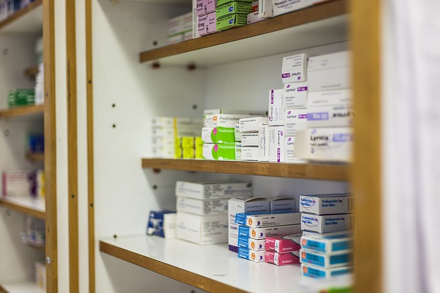 lekarstwa w aptece