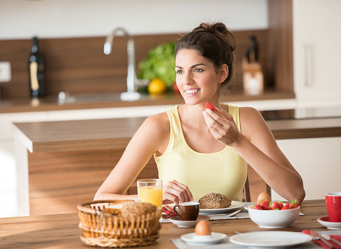 Jak jeść zdrowo
